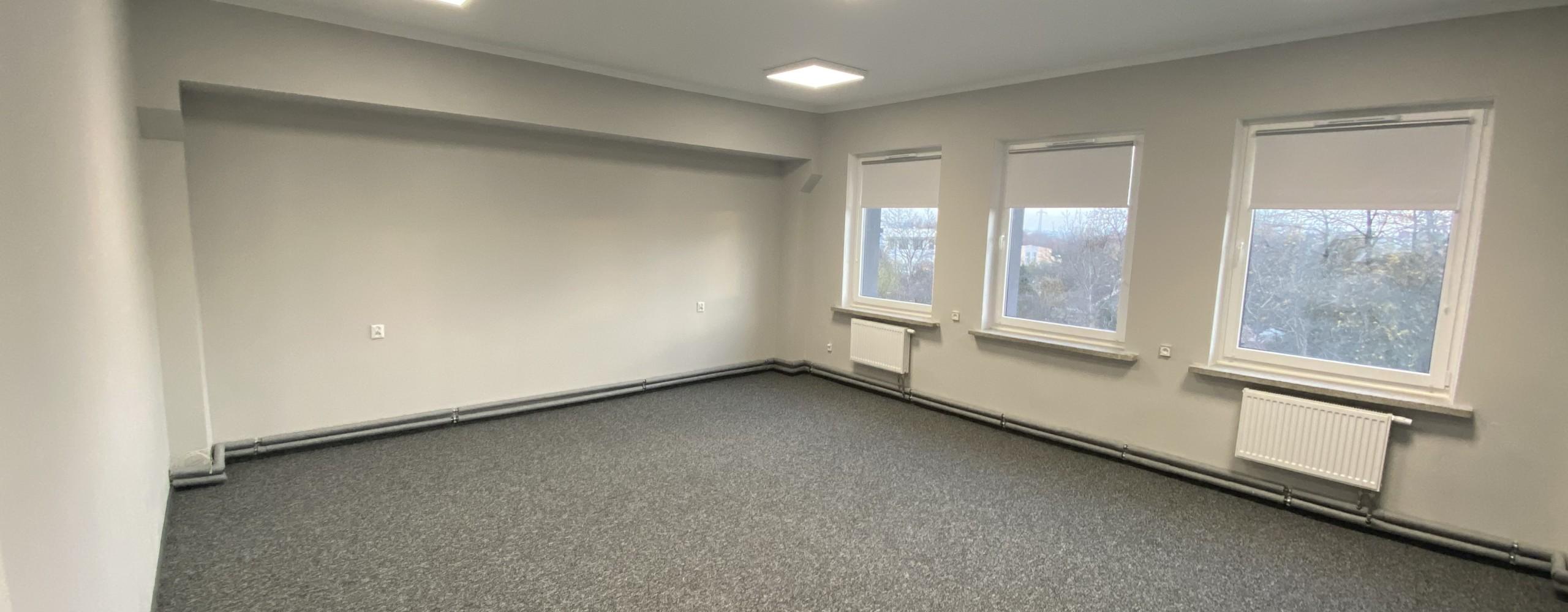 biuro dwupokojowe o łącznej powierzchni 41,2 m<sup>2</sup> - Farbud Nieruchomości - Lublin