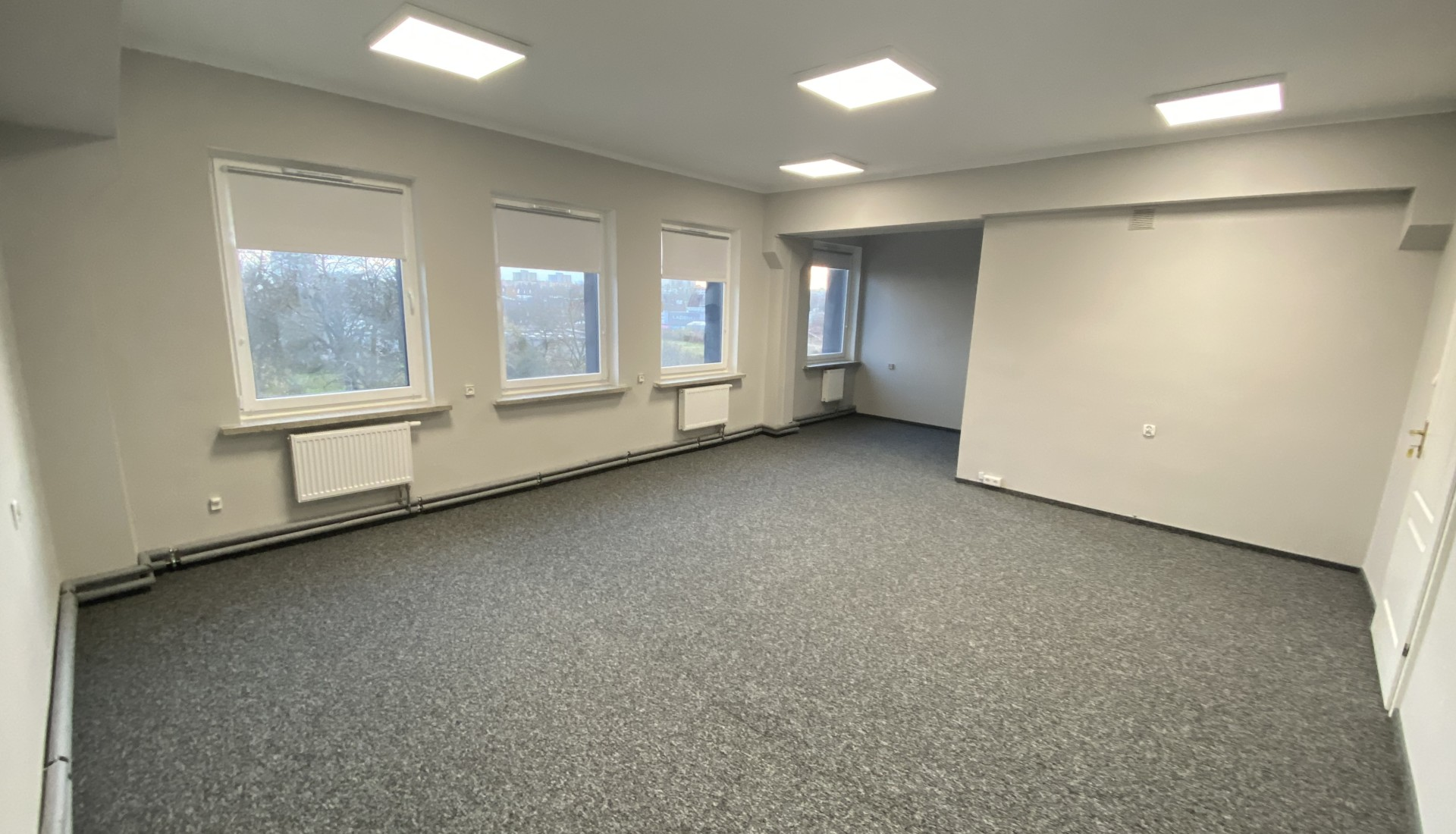 biuro o powierzchni 70 m<sup>2</sup> - Farbud Nieruchomości - Lublin