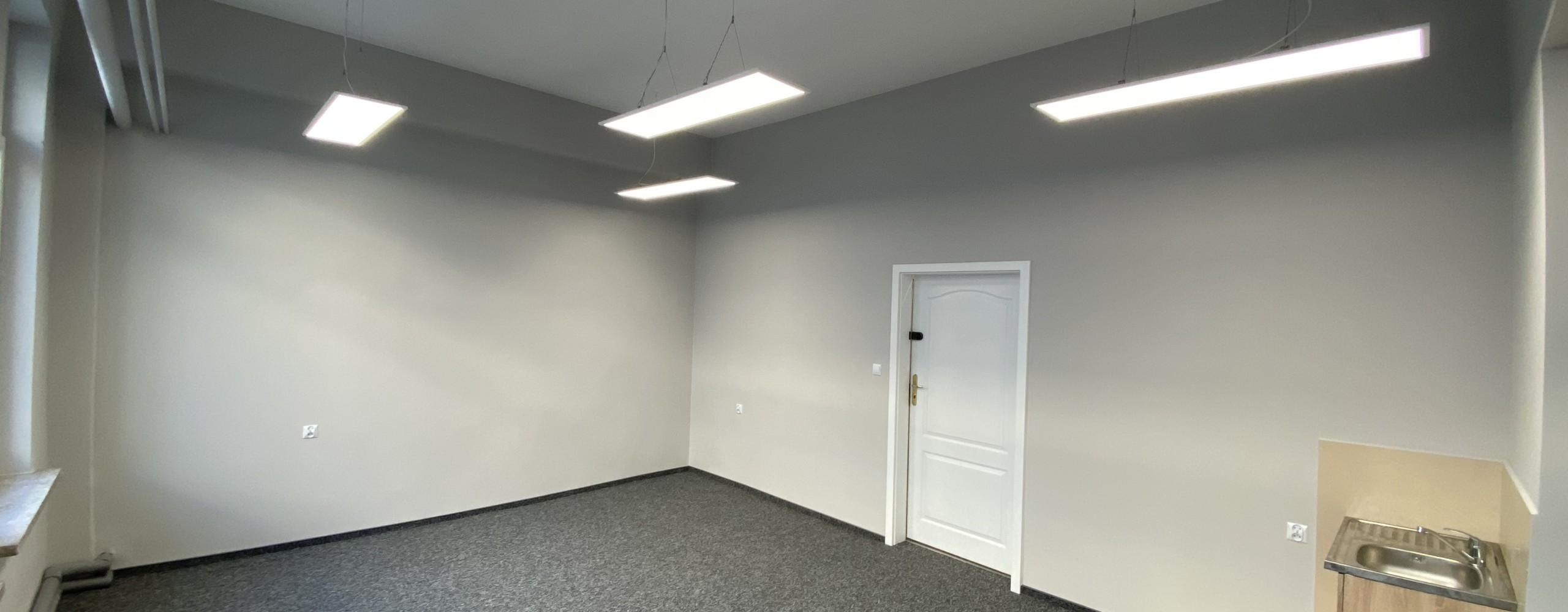biuro z własnym aneksem o powierzchni 25,4 m<sup>2</sup> - Farbud Nieruchomości - Lublin